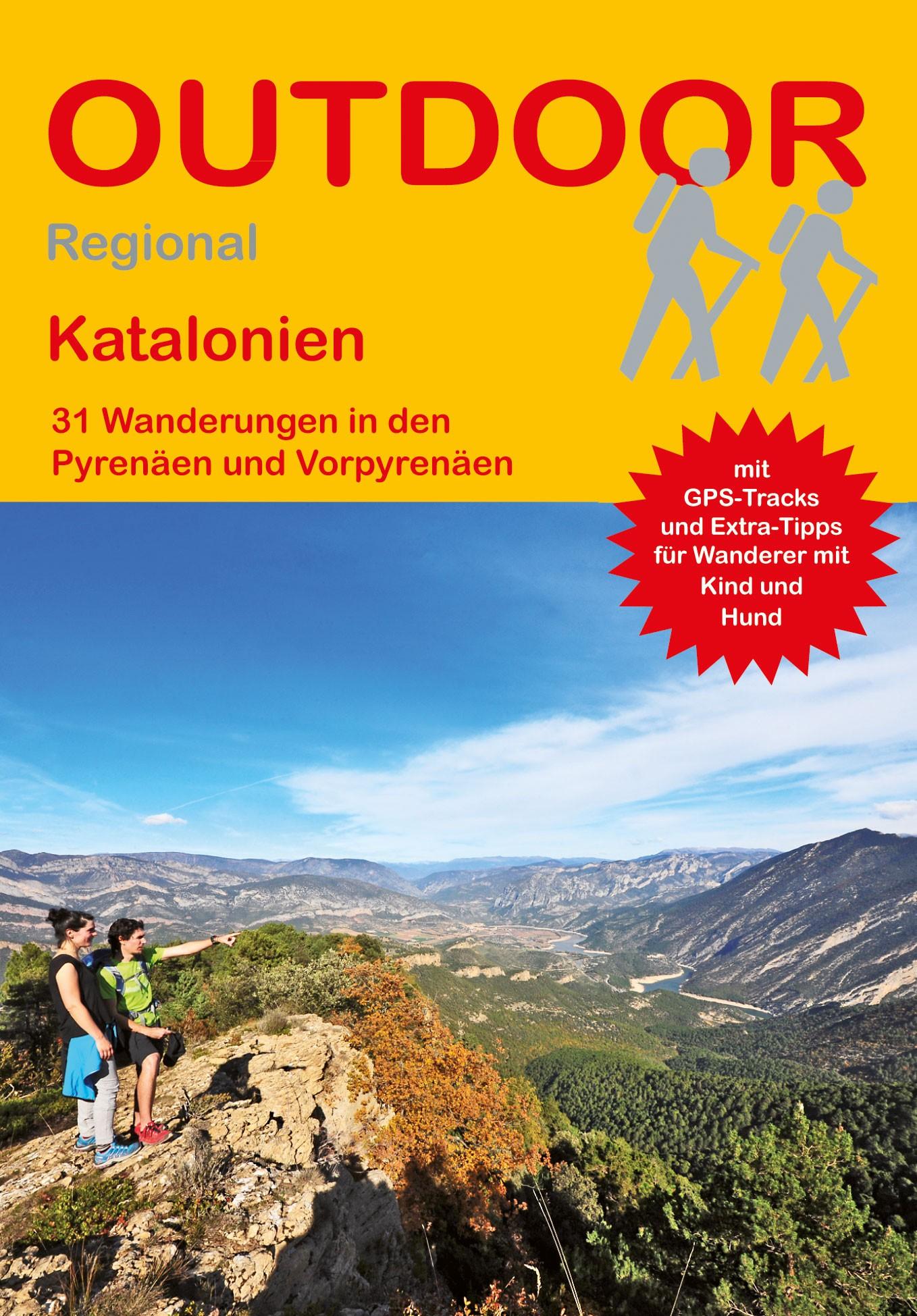 Katalonien - Pyrenäen und Vorpyrenäen