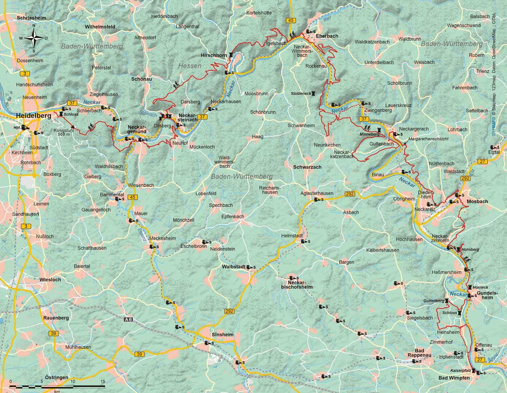 Neckarsteig