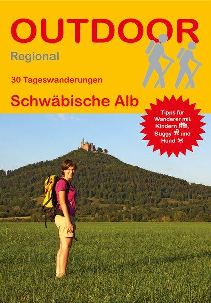 30 Tageswanderungen Schwäbische Alb