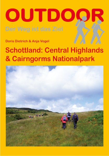 Schottland: Central Highlands & Cairngorms National Park