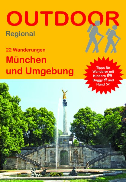 22 Wanderungen München und Umgebung