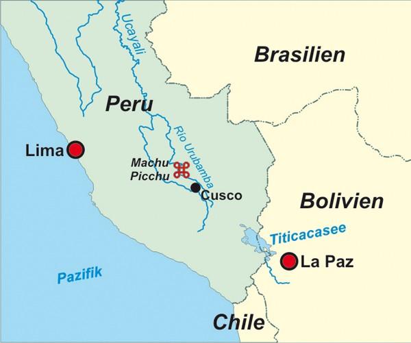 Peru: Inka Trail und Region Cusco