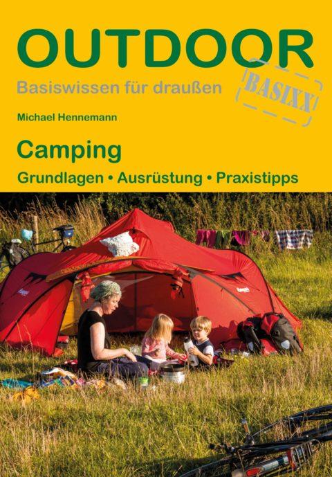 Camping Grundlagen · Ausrüstung · Praxistipps