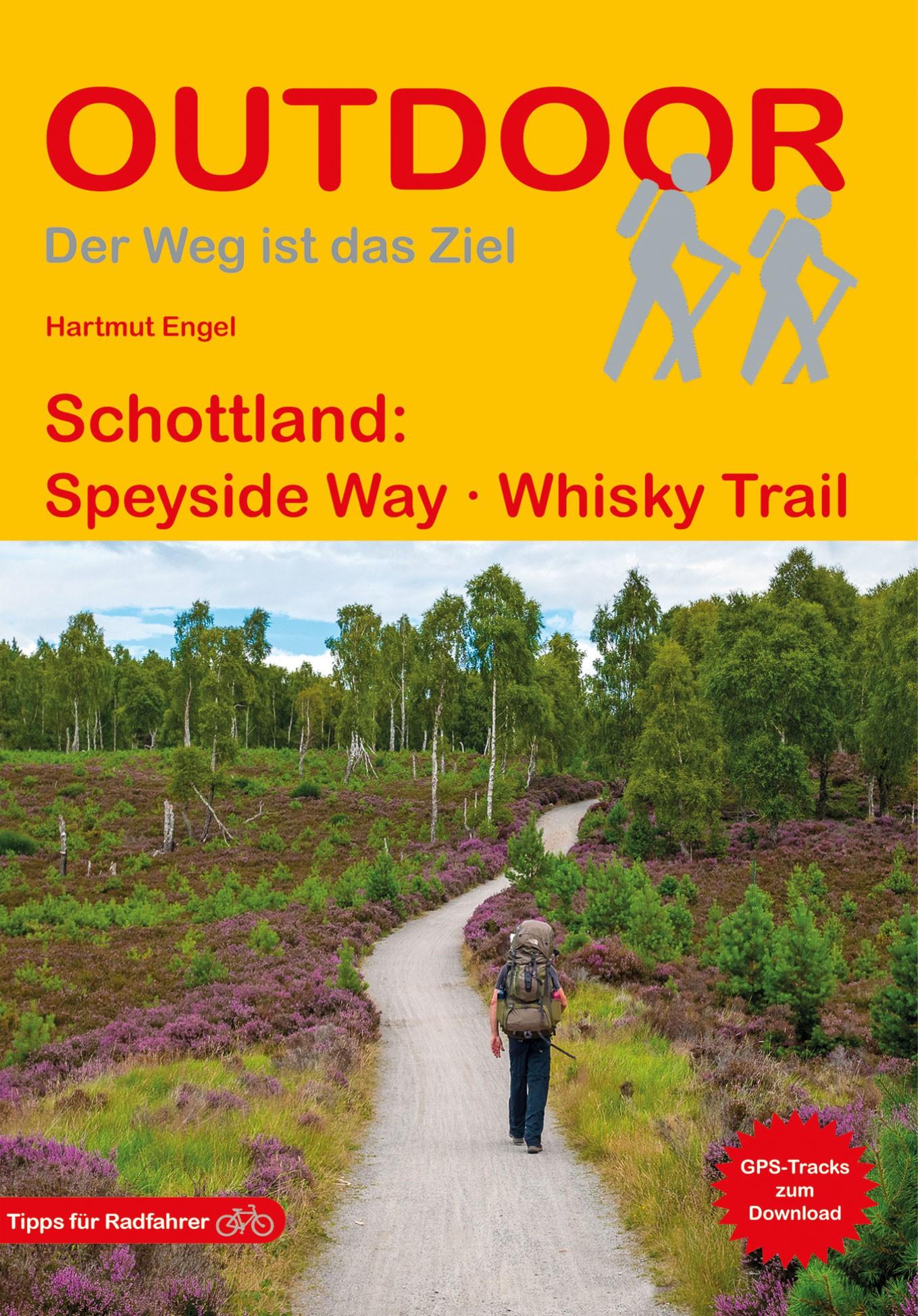 Schottland: Speyside Way - Whisky Trail