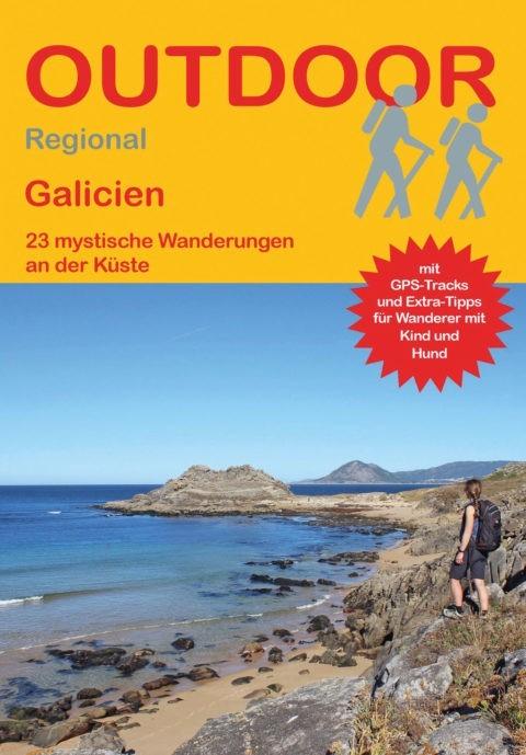 Wanderführer Galicien - 23 Tageswanderungen