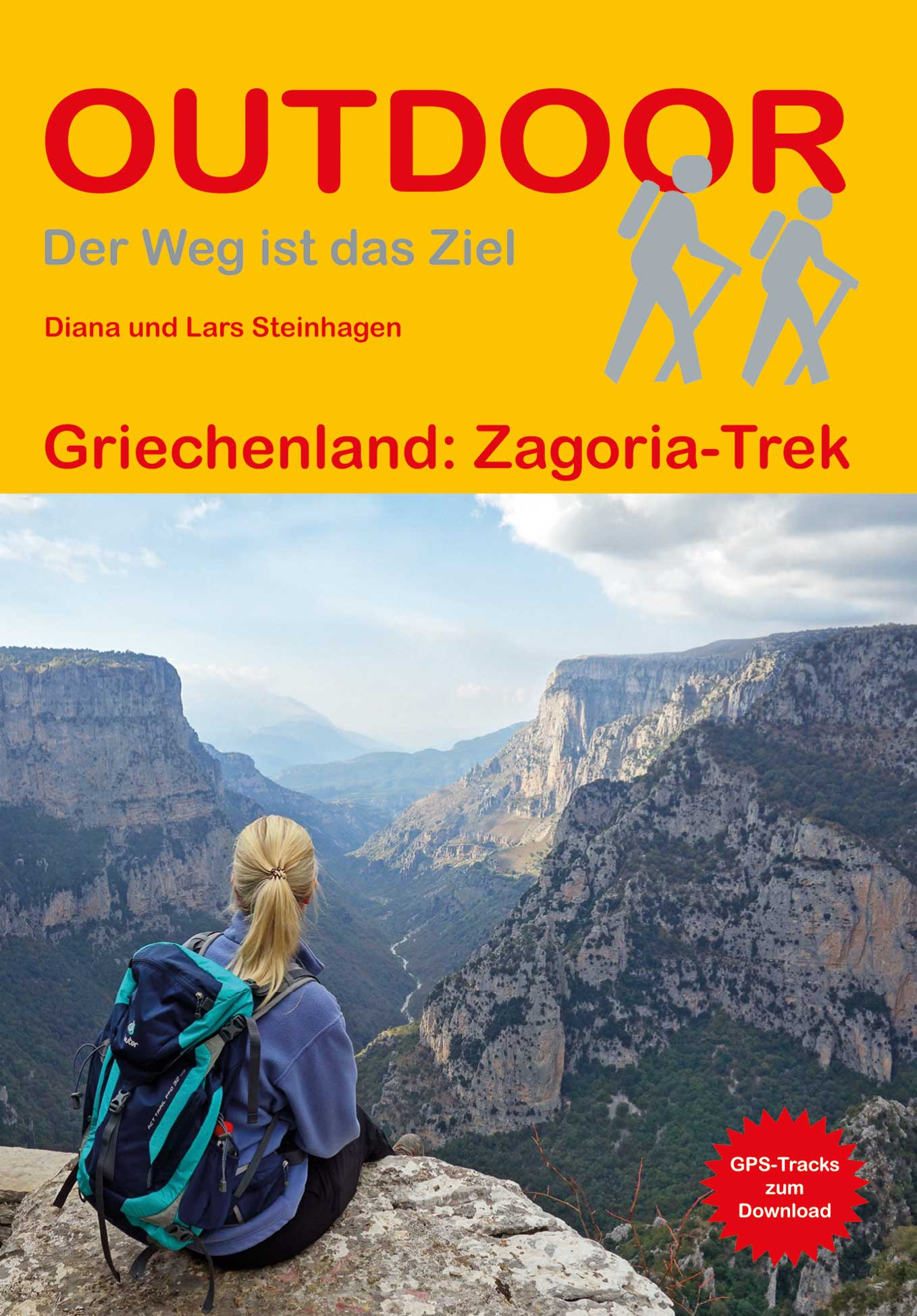 Griechenland: Zagoria-Trek
