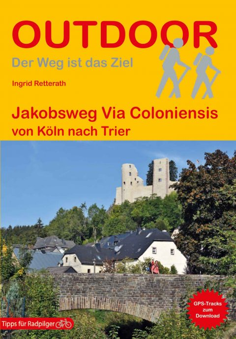Jakobsweg Via Coloniensis von Köln nach Trier