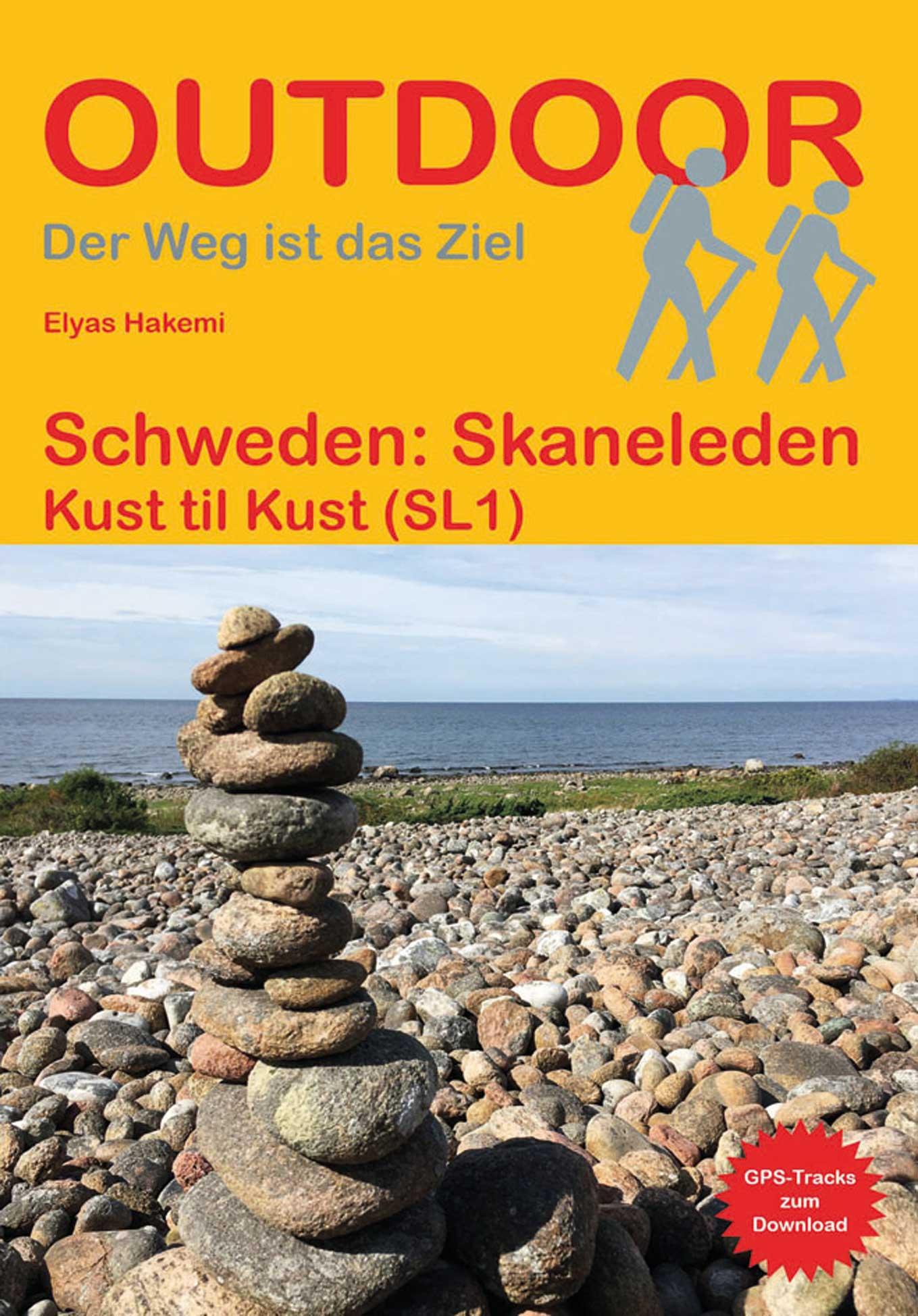 Schweden: Skåneleden Kust til Kust (SL1)