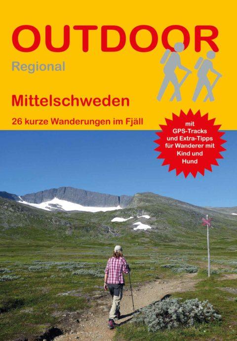 Wanderführer Mittelschweden - 26 kurze Tageswanderungen