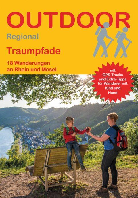 Wanderführer Traumpfade - 18 Tageswanderungen