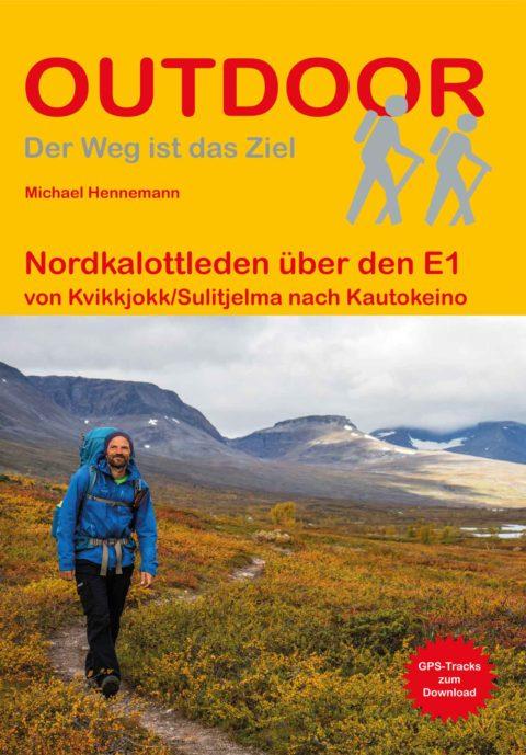 Wanderführer Nordkalottleden über den E1 - Fernwanderweg