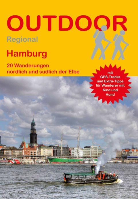 Wanderführer Hamburg - 20 Tageswanderungen