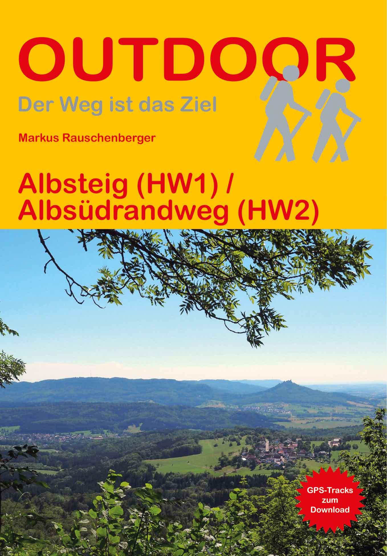 Albsteig (HW1) / Albsüdrandweg (HW2)