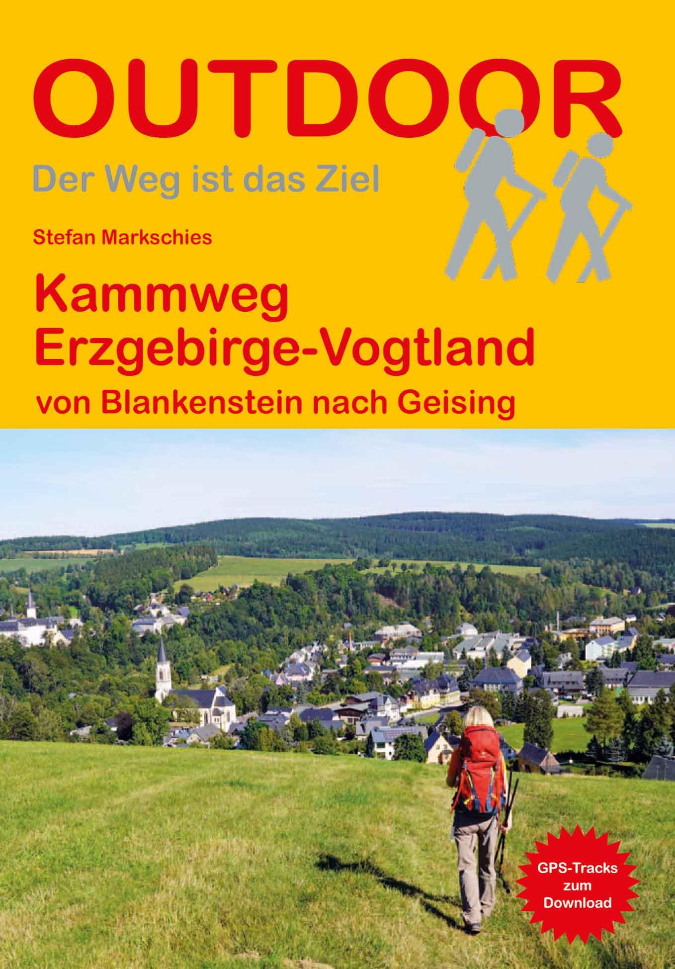 Kammweg Erzgebirge-Vogtland